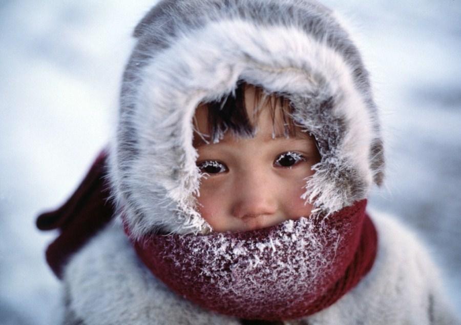 Выносливость якутских детей поразила иностранцев (23.11.2017)