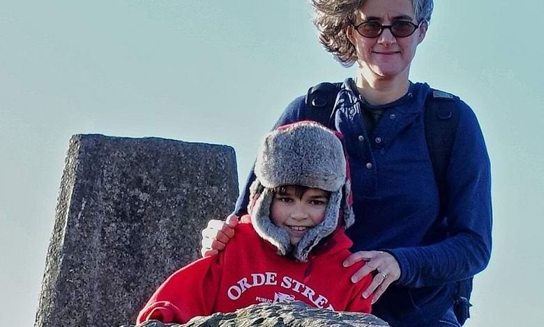 Мальчик сфотографировал рог Лох-несского чудовища