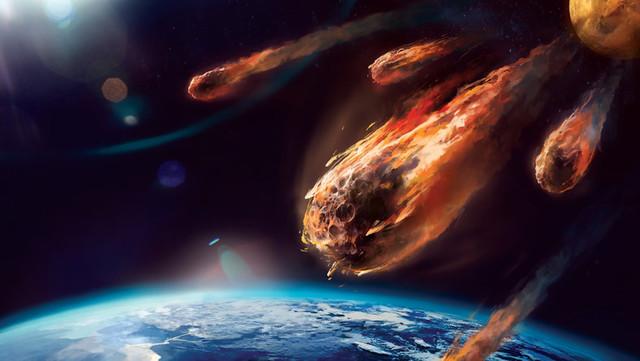 Три крупных российских города могут пострадать в декабре от метеоритов