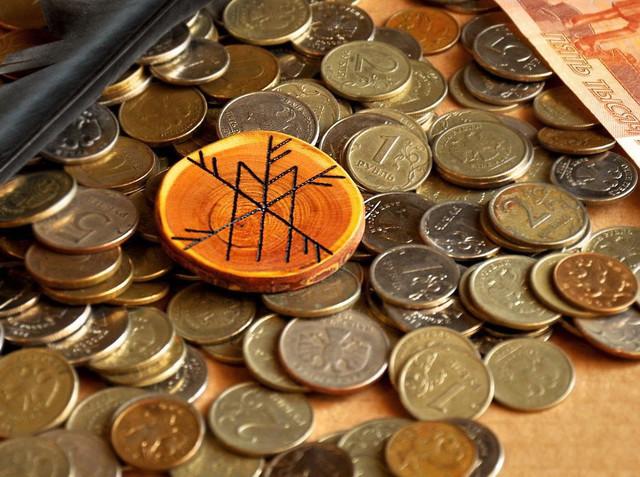 Талисманы и деньги