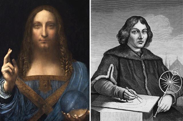 Страсти вокруг картины Леонардо да Винчи «Спаситель мира»