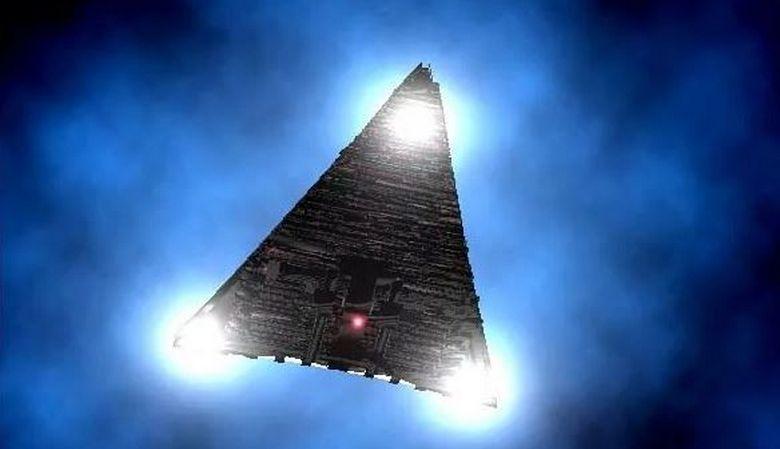 В небе Аризоны замечены НЛО, очень похожие на секретные летательные аппараты «Black Manta»