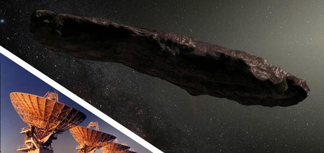 Завтра самый лучший в мире радиотелескоп направят на межзвездный объект Oumuamua