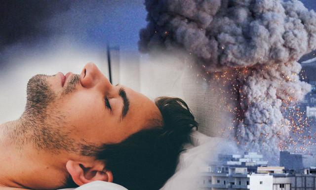 Многие люди предвидят крупные катастрофы в своих снах