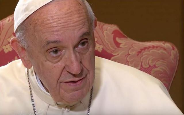 Папа Франциск нашел ошибку в молитве «Отче наш»
