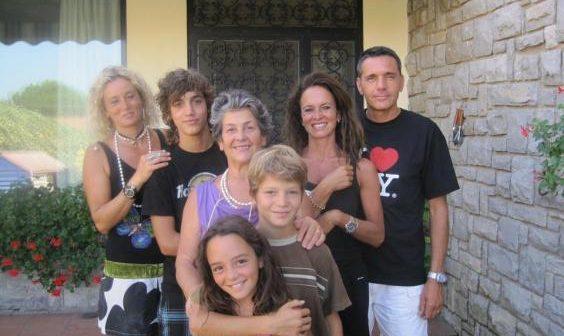 Синдром Марсильи: семья, не чувствующая боли