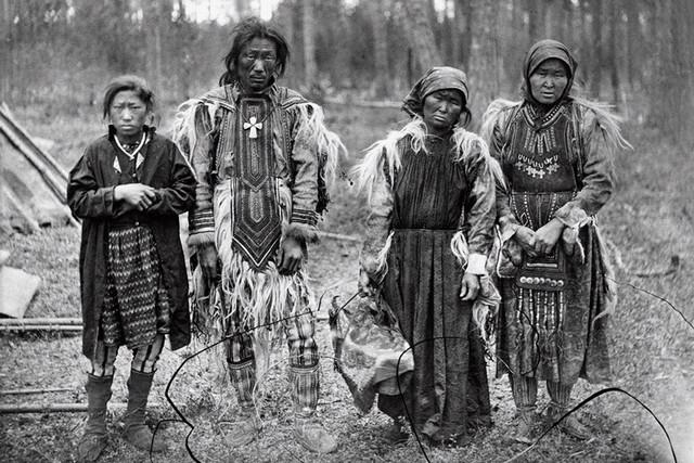 подземелье, народ, Сибирь