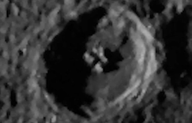 меркурий, уоринг, инопланетянин, кратер