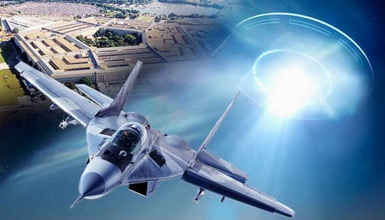 Американский летчик рассказывает о встречах с НЛО