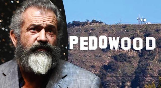 Мэл Гибсон: «Голливудская элита убивает невинных детей и пьют их кровь»