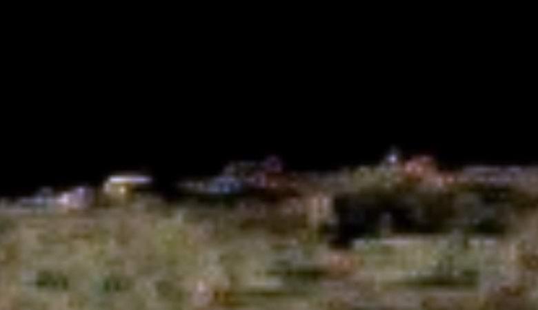 Джордж Грэхэм продолжает находить следы инопланетян на Луне