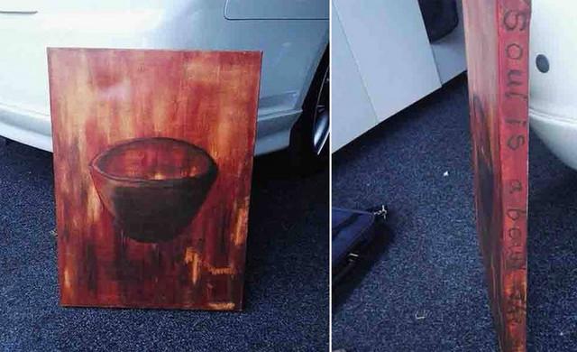 «Чаша души» - проклятая картина художника Новой Зеландии