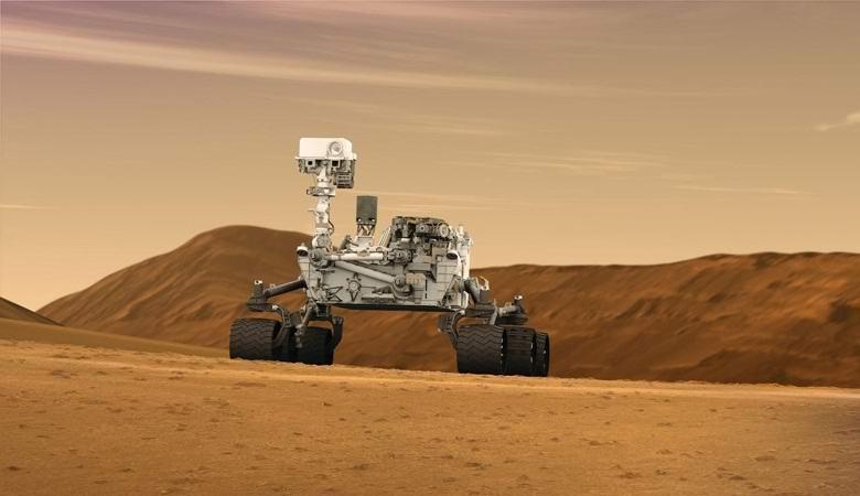 Марсианскую панораму, снятую ровером «Кьюриосити», заподозрили в подделке