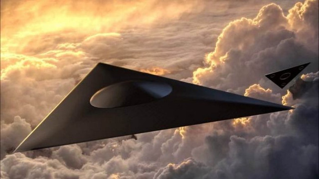 Британская писательница указала место, которое облюбовали НЛО