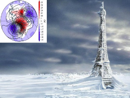 """Ученые предупреждают: Во второй половине февраля на Мир обрушится """"Апокалиптическая Погода"""""""