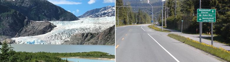 Город Джуно на Аляске взбудоражен словами очевидца о наблюдении им огромной птицы