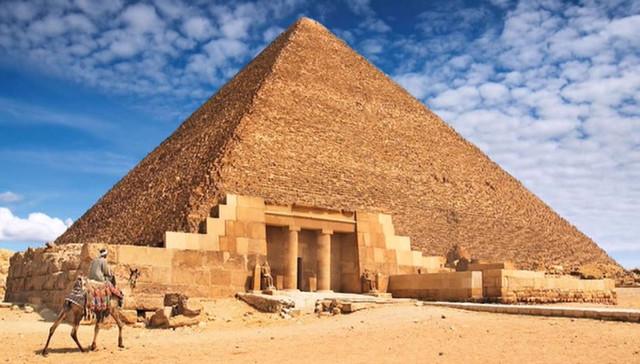 Новая попытка объяснить идеальную конструкцию египетских пирамид