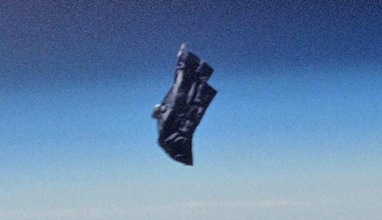 Ученые США объяснили, чем является легендарный НЛО «Черный Рыцарь»