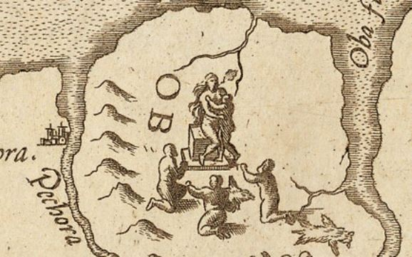 Золотая баба - таинственный северный идол