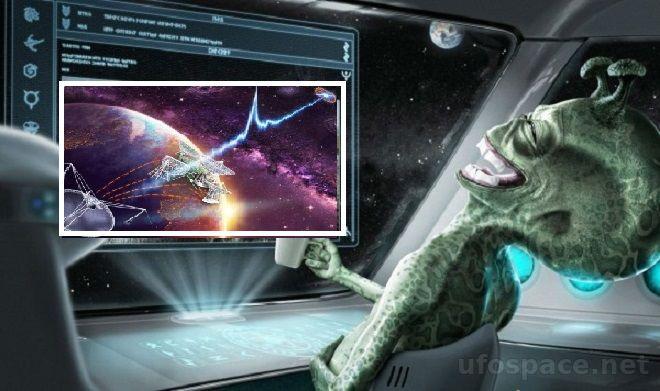 Инопланетяне способны устроить кибератаку на человечество