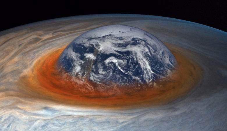 Удивительное Большое Красное Пятно вскоре исчезнет с Юпитера