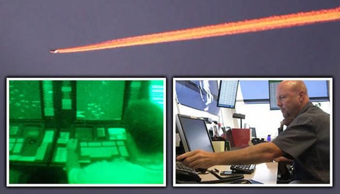 Пилоты F15 не смогли перехватить НЛО над Калифорнией