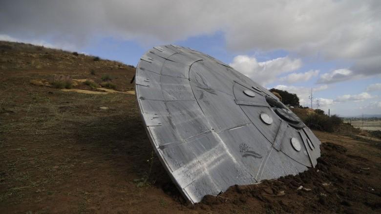 Рассказ бывшего военного летчика приоткрывает тайны секретной «Зоны-51»