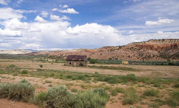 Проход в иной мир на ранчо Скинуокер