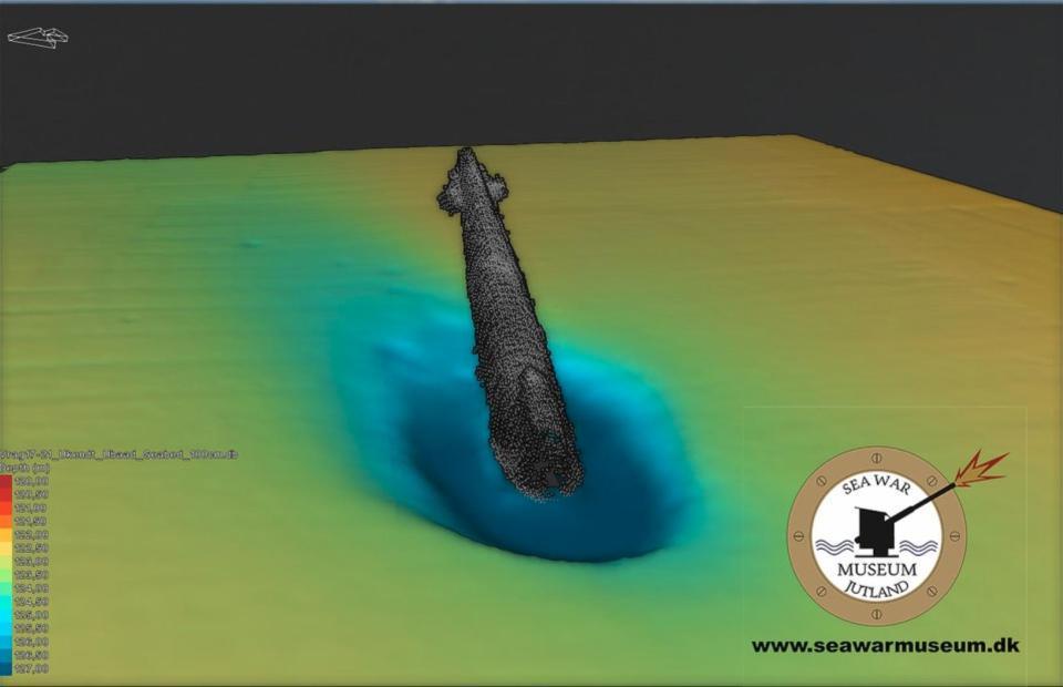 Обнаружена таинственная субмарина нацистской Германии
