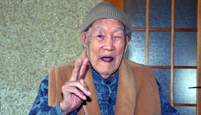 Найден старейший мужчина Земли