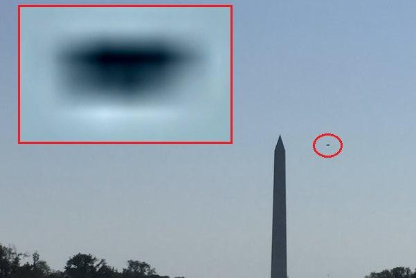 Загадки неожиданно возникающих и исчезающих НЛО / UFO