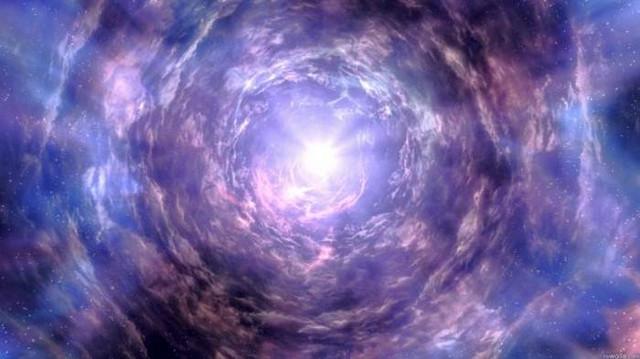 Туннель в пространстве-времени можно увидеть