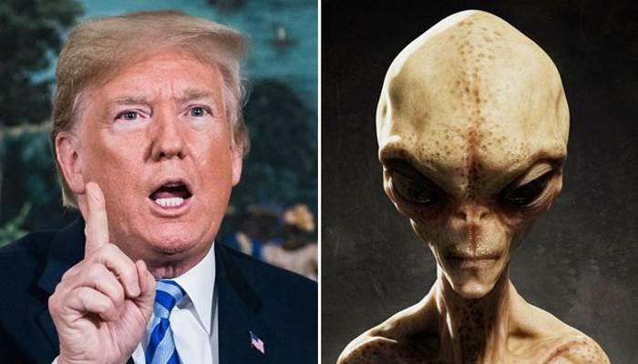 Дональд Трамп решил возобновить исследование НЛО
