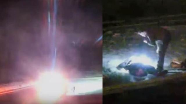Йеллоустонский инцидент: Взрыв яркой сферы, странное мертвое тело и посадка НЛО