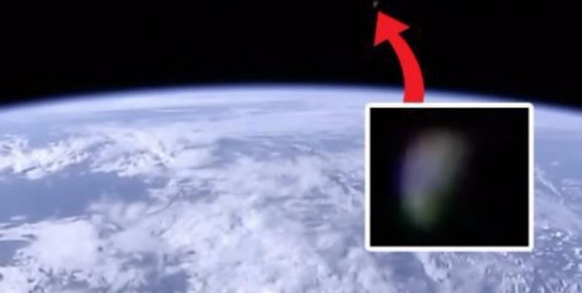 НЛО, похожий на таинственную планету, сотрудники НАСА скрыли от общественности