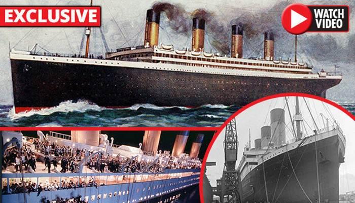 Титаник подменили перед отплытием