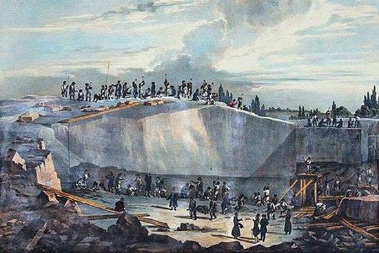 Загадочная Александровская колонна Петербурга