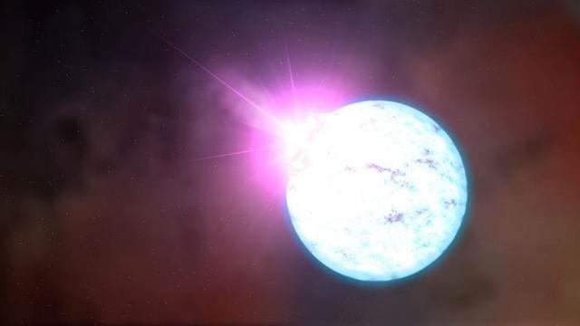 Загадку быстрых радиовсплесков связали с загадкой странных звезд