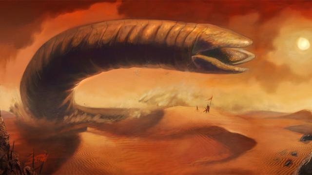 Загадочные существа, червь, япония