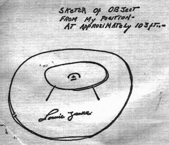 Шесть самых удивительных случаев наблюдения НЛО
