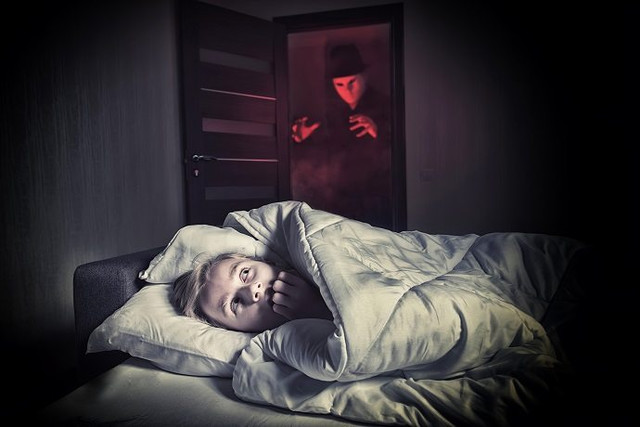 Ночной кошмар перешел в реальность