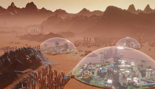 Океанские бактерии создадут для человека атмосферу на Марсе