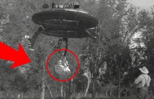 В сеть попало необъяснимое видео секретного проекта Маджестик 12.