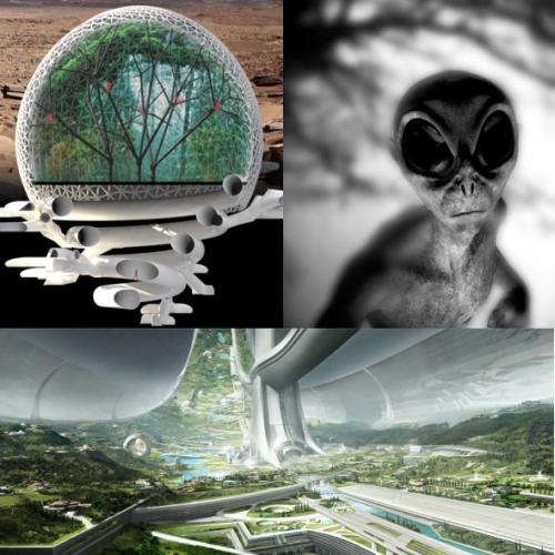 Инопланетяне вывезут людей на другую планету, а Землю превратят в рай.