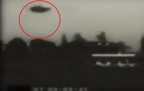 КГБ захватило живого инопланетянина