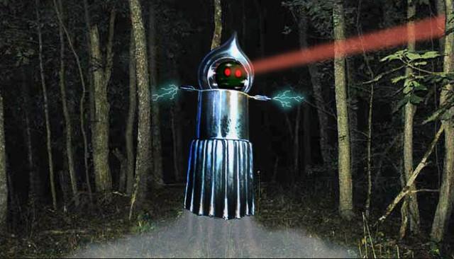 Загадочный Флэтвудский монстр