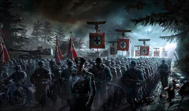 Ледяной мир Третьего рейха