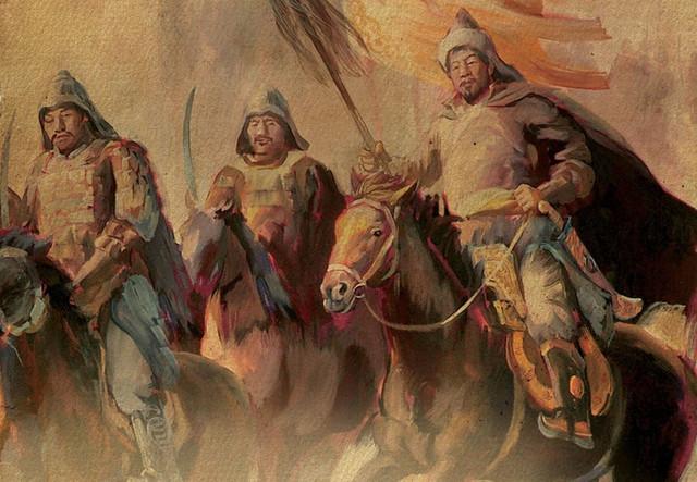 Где спрятаны золотые кони хана Батыя?