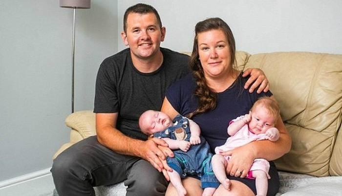 Женщина с двумя матками родила двух детей