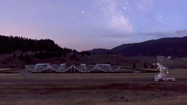 Новый канадский радиотелескоп уловил таинственный сигнал из неизвестного источника